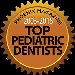 Top Pediatric Dentist Phoenix Magazine
